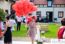 About... / Ein paar Eindrücke von mir und den Hochzeiten, auf denen ich tanze.   Wedding planning routine. Just without a routine :)