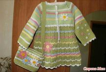 Crochet Dress Inspiration
