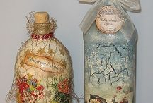 Decoupage and altered objects