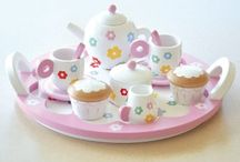 Tea Fun for the Kids / Tea sets,and other tea items for the kids to enjoy!
