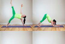 Yoga, pilates, stretching/ Йога, пилатес, растяжка
