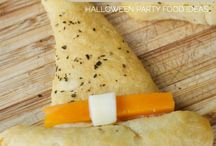Halloween parties food
