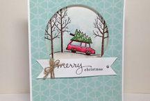 SU 2014 Holiday Catalogue Projects