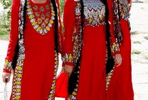Traditional brides from Turkey