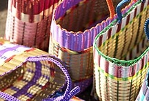 Bags and baskets / by Clair Edwards
