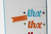 Stampin Up thinlits