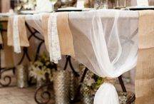 For the Home - Table settings