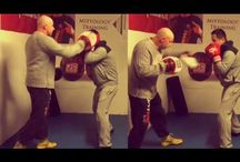 Coach Roger Boxing Mittology Padwork 2017