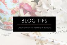 Blogging Tips & Tricks / Do you have any tips and tricks for blogging? Especially beauty blogging? Share them here.