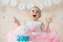 1st birthday ideas / by Julie Napear Photography