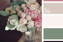 Раскладки цветов