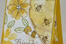 Card - SU garden in bloom
