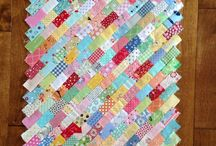 Jellyroll Quilts