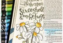 Bible Journaling - 2 Samuel