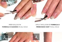 Get The Look! / Formula X Featured Nail Look How-Tos!