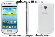 galaxy s iii mini / Samsung Galaxy S III Mini is a decent entry-level Android smart phone with an affordable details price. Get this smart phone on our website.