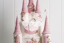 Cakes for little princesses