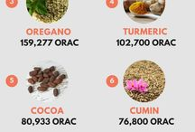TOP 10 Food Lists / Top 10 lists of dietary supplements, healthy food and best workouts.
