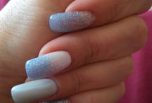 moje nehty (my nails)