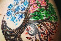 Tattoo extensions