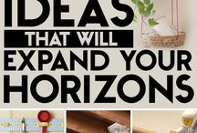 DIY, Oranization & Storage