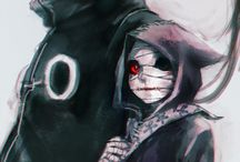 TokYo GhOuL / Tokyo ghoul Awesome anime & fanart pics, comics and wallpapers.