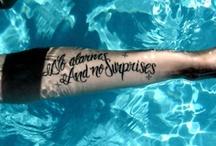 Tattoos :) / by Cerina Vigil