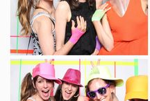 80's Party Photo Booth / 80's theme party, neon, 80's photo booth, 80's props, 1980's, birthday photo booth