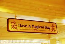 Disney Magic / All things Mickey, Minnie, WDW, DL, etc..... / by Robin