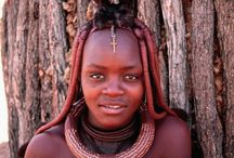 Himba People / Exotic,fascinating - one of the last semi-nomadic tribes on Earth, Himba people.
