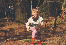 S M A L L / H U M A N S / We love little people & helping them to see how GREAT the outdoors is