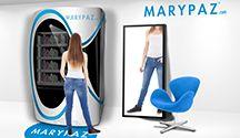 Smart Vending MARYPAZ / Smart vending de InnovaPos fabricada para MARYPAZ