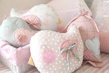almofadas meninas