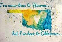 Oklahoma / Some of my favorite images of home / by Cassandra Sellers