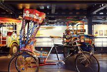 Ancient and renowned public transport / The splendid saga of public transport!
