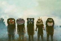 Creatures / by Lozzerella