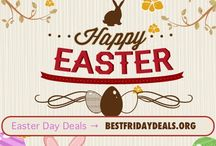Easter Day 2016 Deals & Offers / Easter Sunday is on March 27. Amazon, Walmart, Target, Best Buy and more have started their Easter Day 2016 Sales, Deals, offers and coupons in Clothing, Candies, Decorations, Food and more. Check all best available deals here > http://bestfridaydeals.org/easter-sunday-sales-freebies-coupons/