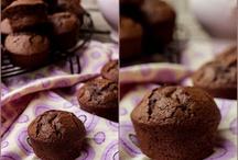 pastelitos e sponjosos choco