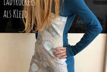 šaty - tuniky