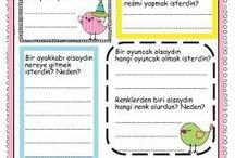 Türkçe düşünme soruları
