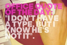 Office Quote of the Day