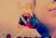 Lenae / I love Oscar