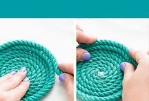 Rope crafts