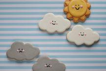 galletas de primavera