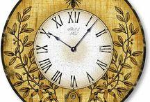 ♦ Clock face ♦