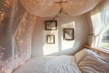 Bedroom idea's / Hippie