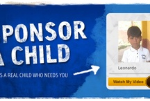 sponsor a child and ideas what to send
