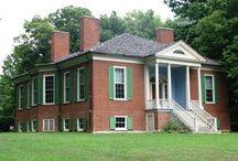 Farmington Historical Home Louisville / Historical
