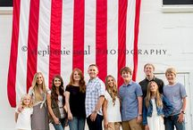 4th of July Family Photos / by Canvas World