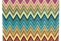 USE of colours inspirations:missoni